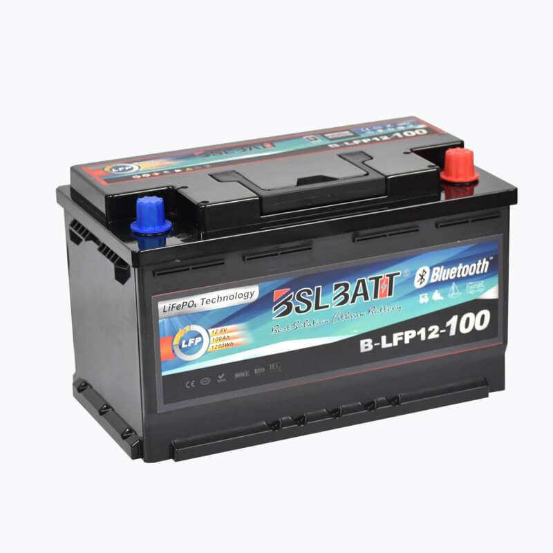 Automotive lithium battery