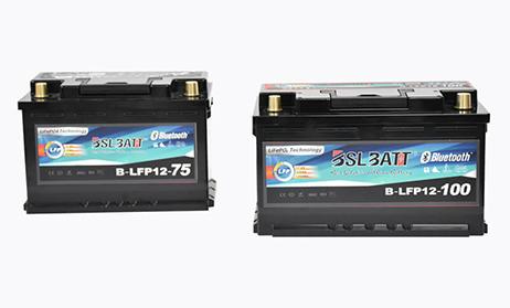 BSLBATT Unveils Three Lithium-Ion Start Stop Battery