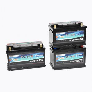 LiFePO4 – the Latest and Absolutely Safe Automotive Lithium Batteries