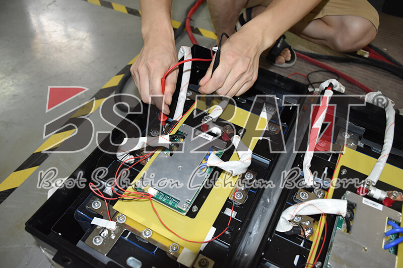 48v lithium ion golf cart battery