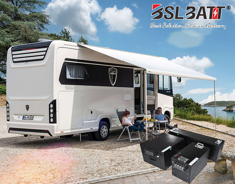Lithium RV Battery