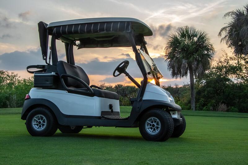 48 volt lithium ion golf cart battery