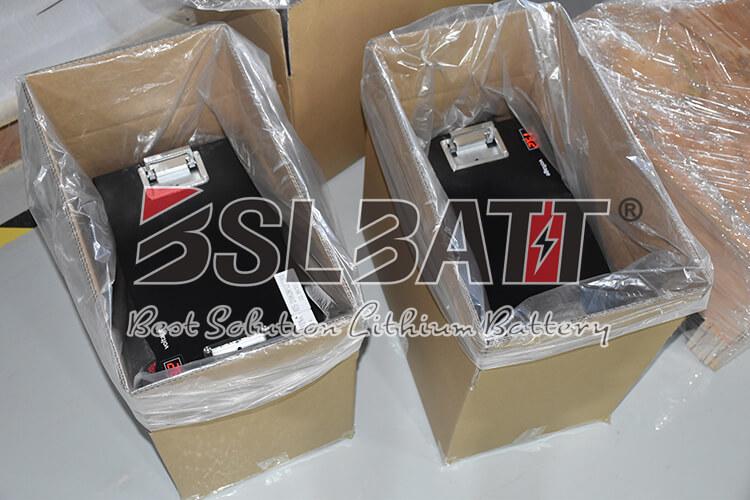 Batterie au lithium-ion 12V 12Ah