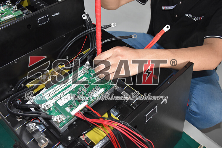 lithium rv battery system