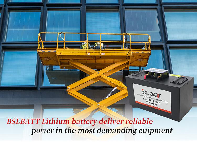 AWP Lithium Batteries
