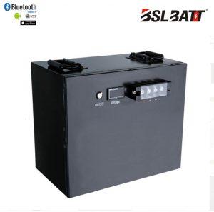 36V 200AH Lithium Deep Cycle RV Battery