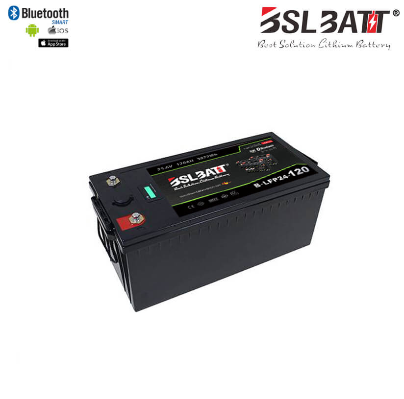 Buy 24V 120AH Lithium Ion Batteries Now –  The Industry's Lowest Prices