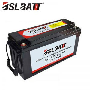 LITHIUM-IRON PHOSPHATE BATTERY 12 VOLT 170AH