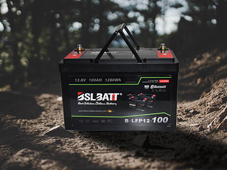 BSLBATT B-LFP12-100-LT电池系统为北达科他州寒冷地区提供可靠的电力