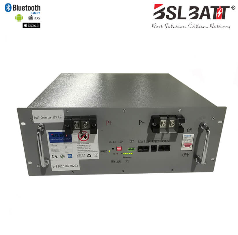 48V Lithium Solar Batteries | LiFePo4 Battery Manufacturer