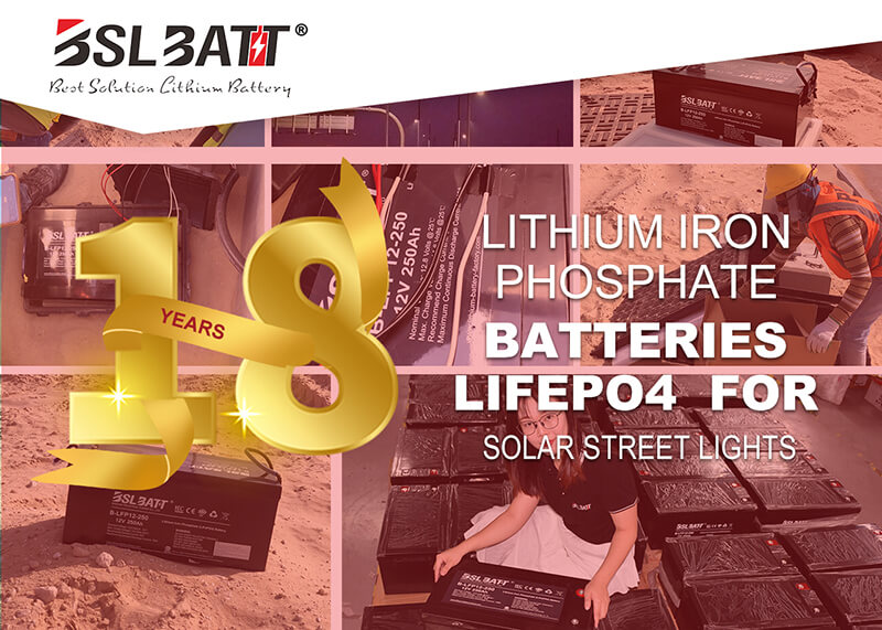 BATTERIES LIFEPO4