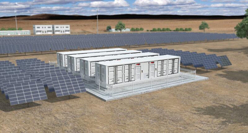 Energy Storage Systems (ESS)