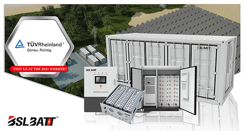"""BSLBATT conquers the global energy storage market with innovative battery storage solutions """"Made in China"""""""