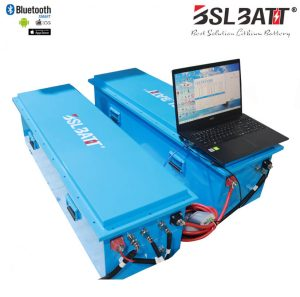 Power Your Marine With 51.2V 202A Lithium Battery