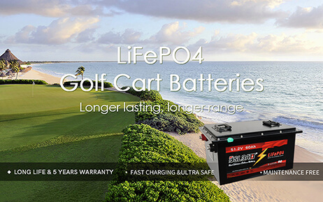 The Best Lithium Golf Cart Batteries On The Market Now…