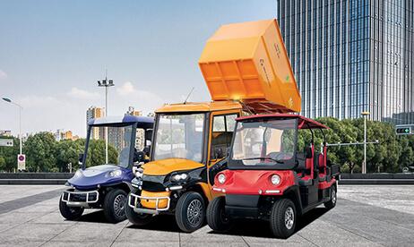 BSLBATT Battery partner of GPK, specialist in Industrial Electric Utility Vehicles