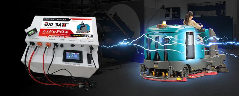 Floor Machine Batteries