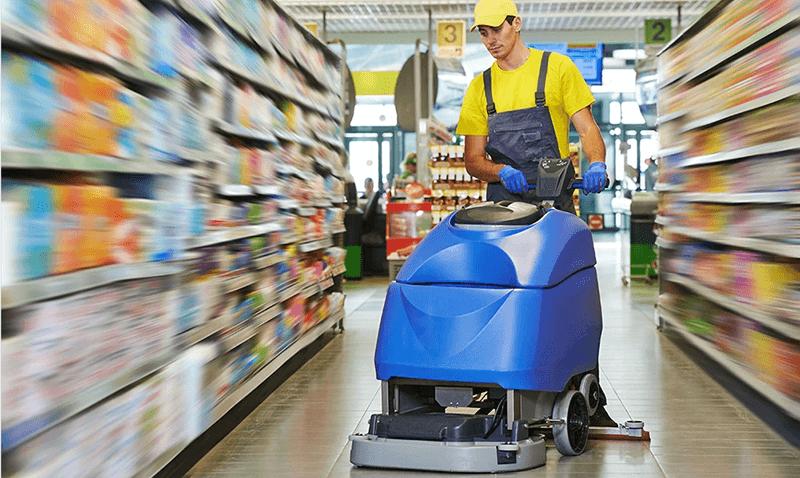 Floor Scrubber Batteries