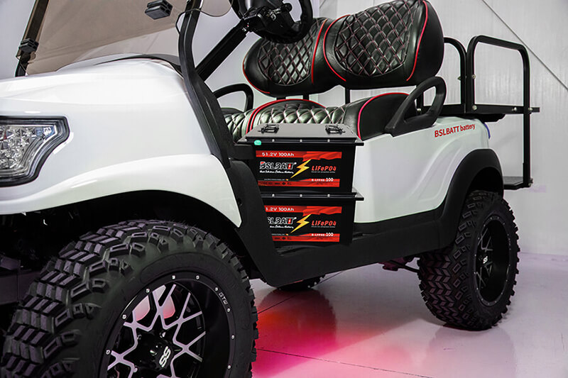 Lithium Batteries for Golf Carts