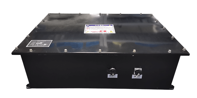 AGV battery capacity